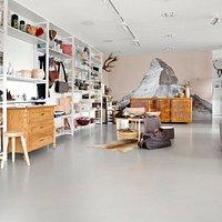 alpenweit ist der Concept Store mit Lifestyle aus den Bergen und Südtiroler Feinkost.