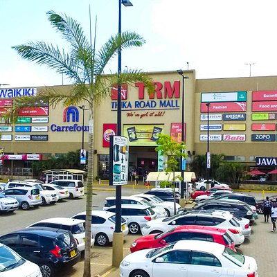 TRM - a phenomenal showstopper on the busy Thika Road is a retail mall thats credited to be one of the largest shopping malls in East Africa.   Offering an outstanding shopping and lifestyle experience to our shoppers, TRM has over 100 outlets offering numerous quality services and amenities.