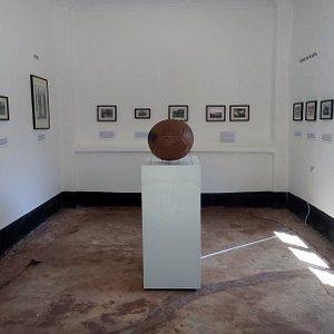 Mangi Meli Remains - Inside the exhibition