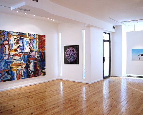 Installation at Bau-xi Gallery, 340 Dundas Street West.