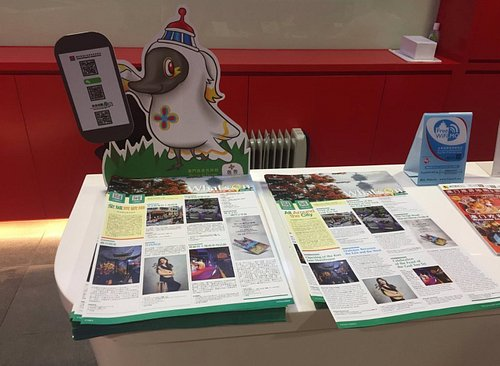 MGTO Office at Taipa Ferry Terminal - What's On Guides and handy maps of Macau