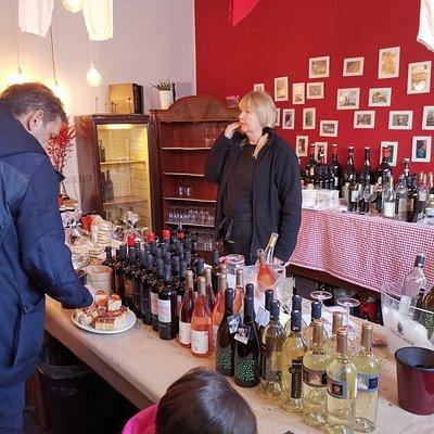 Probiersamstag Apulien  mit Weinverkostung