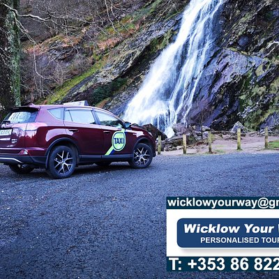 Wicklow Your Way at Powerscourt Waterfall