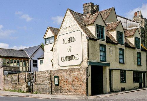 The Museum of Cambridge facade.   Photo by Museum of Cambridge / Ann Miles
