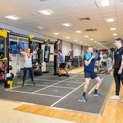 Activ8 Gym at Thornaby Pavilion