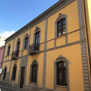 Palazzo storico di Quartu Sant'Elena ( inizio XX secolo )