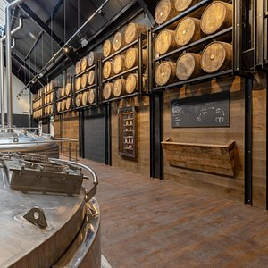 The Dublin Liberties Distillery, Whiskey Mash House