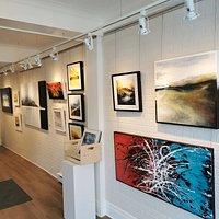 New ART Gallery ARTSVERSUS : 1338  king west street , Sherbrooke, QC , Canada