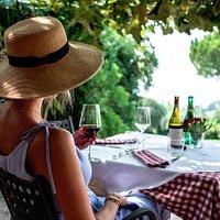 Degustazione dei Vini di nostra produzione nella terrazza panoramica più bella di Verona