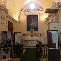 Cappella Pontano Sassone, Largo Proprio d'Arianello, 15, Неаполь, январь.