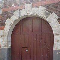 Unusual doorway