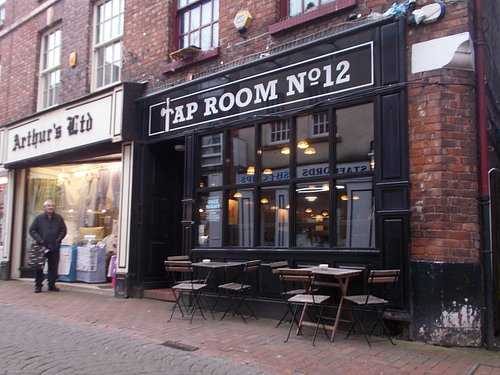 Tap Room No12, Ormskirk