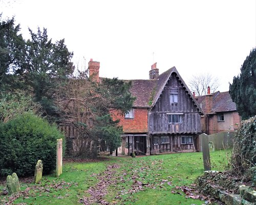 Castles of Kent and Eden Valley hike in January 2020