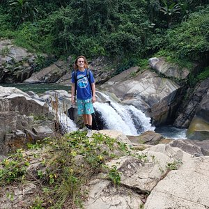 beautiful! At upper falls