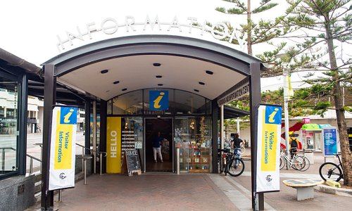 Manly Visitor Information Centre Located on Manly Wharf