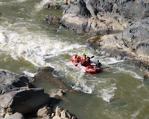 Foaming Fury Barron River Rafting