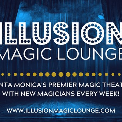 Illusion Magic Lounge - new magicians every week!