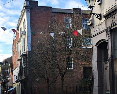 4.  Butlers Gap, George Street, Hastings, East Sussex