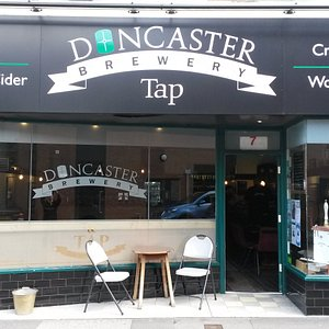 The exteria of Doncaster Brewery