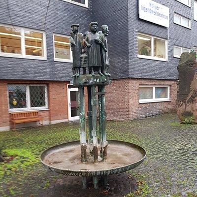 Nice looking fountain