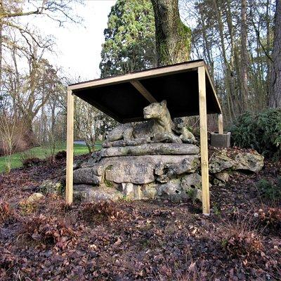 La sculpture sous abri