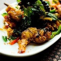 Goong Tod Prik Thai