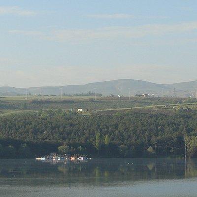 Mavi Göl Barajı 25