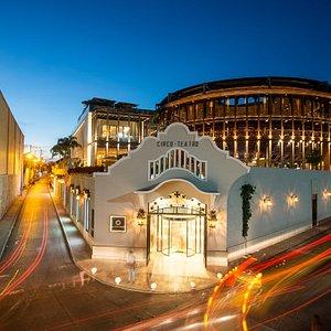 La Serrezuela es un centro comercial y cultural ubicado en El Barrio de San Diego de la icónica ciudad de Cartagena.