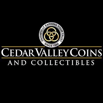 Cedar Valley Coins & Collectibles