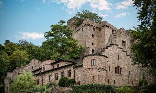Altes Schloss Hohenbaden