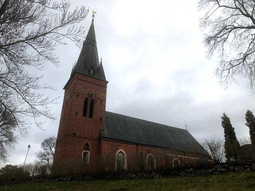 Danmark Church, Danmark, Uppsala, Sweden