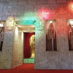 Museu Egipcio Canela