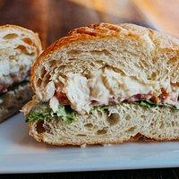 Our Chicken Salad Sandwich.