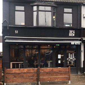 Tap & Brew frontage