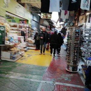 Monastraki Flea Market
