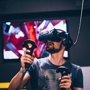 VR is a new, unusual entertainment that has many more features than traditional computer games. In PlayVR, you can visit undiscovered places, create three-dimensional drawings, participate in interactive films, and try things you couldn't even imagine.