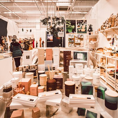 Aurora shop offers quality products from Finland and Scandinavia.
