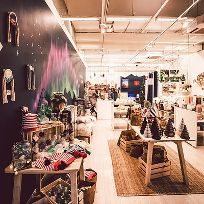 Aurora Shop offers local products from Lapland & Scandinavia.
