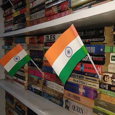 Jai Hind and more reading!