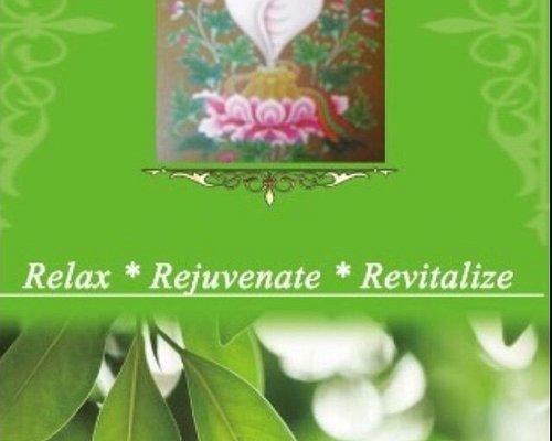 Relax #Rejuvenate #Revitalize