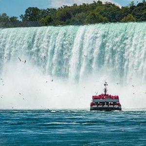 Hornblower Boat Cruise, Niagara Falls, Canada