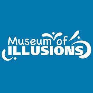 Identidade visual do Museum Of Illusions
