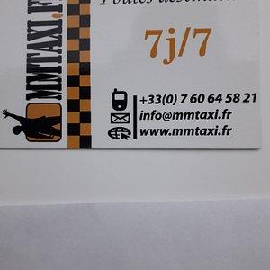MM taxi Strasbourg