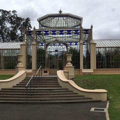 Palm House, Botanical Gardens