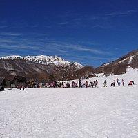19.02【奥大山スキー場】遠景