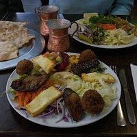Feine türkische Küche
