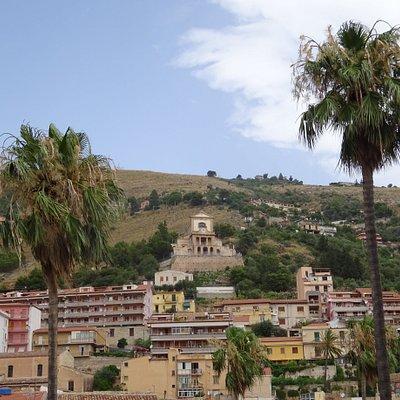 Santuario di Maria Santissima Addolorata al Calvario delle Croci - Monreale, Sicily