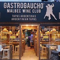 Malbec Wine Club. Tapas Argentinas en Gastrogaucho