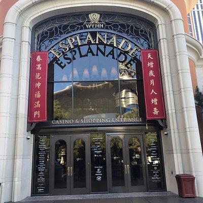 No, Las Vegas, Wynn Shops