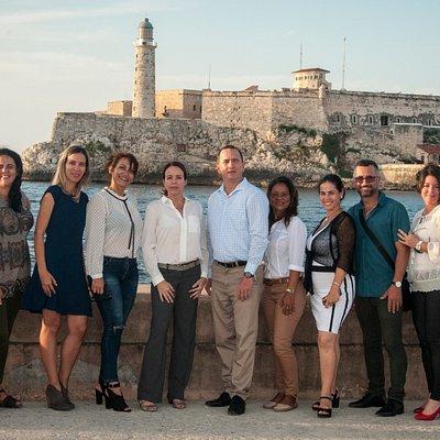 2020 Inbound Cuba Team